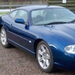 Jaguar full respray